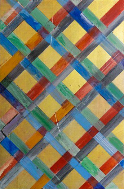 OhneTitel, 100 x 165 cm, Acryl/Leinwand, 2016
